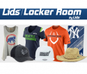 Lids: 25% OFF Orders of $24.95 or More