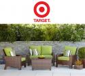 Target: 庭院家具、装饰等达20% OFF + 额外满$50减$5