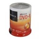 Newegg.com: 索尼 4.7GB 16X DVD-R 100 片DVD刻录盘