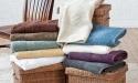 Groupon: Spa Collection埃及棉浴巾套装