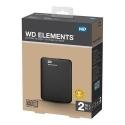 西数2TB 移动硬盘 史低价!