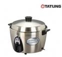 TATUNG 大同 TAC-11KN(UL) 银色不锈钢5杯量电饭煲