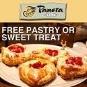 Panera: Free Pastry or Sweet Treat