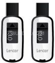 Lexar 64 GB USB 3.0 闪存盘-两个装