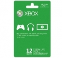 Rakuten(Buy.com): Xbox 360 Live 12月黄金会员