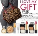 Free 7pc Gift with $32.5 Elizabeth Arden Orders