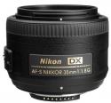 全新 Nikon 35mm f/1.8G AF-S DX 镜头