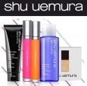 Shu Uemura: 任意订单 15% OFF + 免运费 + 满$50可拿3件卸妆油