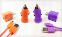 Groupon: iCover三合一Micro USB车载和墙壁充电器