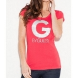Amazon:G by Guess 女式短袖T恤2件仅需$29