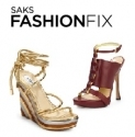 Saks Fashionfix: Moschino 女鞋半价优惠