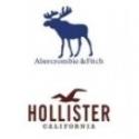 Abercrombie & Fitch 及 Hollister: 全场25% OFF 或最高30% OFF 优惠