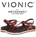 6pm: VIONIC with Orthaheel Technology 鞋子达75% OFF