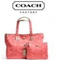 Coach Factory:订单最高可享额外20% OFF