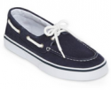 St. John's Bay 男士 Inlet Canvas 帆布船鞋