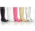 Groupon 团购网:Hunter Wellington 女式长筒雨靴(多色)