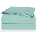 300TC Organic Cotton 有机棉纯色床上用品4件套(5色)
