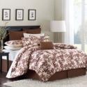 Avenue 8 Autumn Leaf Comforter 床上用品5件套