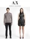 Armani Exchange: 40% OFF New November Styles