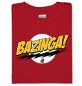 Bazinga 谢耳朵同款T恤衫