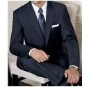 Jos A Bank 今日特卖:Signature Merino Wool 两扣羊毛西服套装