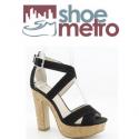 Shoe Metro 官网限时促销:Jessica Simpson,Steve Madden 等品牌时尚美鞋可享30% OFF 优惠