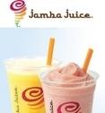 Jamba Juice 实体店:沙冰或果汁买一送一