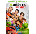 $1 OFF 4 Tickets to Muppets Most Wanted