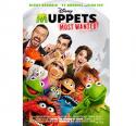 买4张 Muppets Most Wanted 电影票享$1 OFF