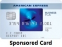 The Blue Business℠ Plus Credit Card from American Expresss