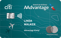 American Airlines AAdvantage® Mile Up℠ Card