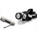 Groupon 团购网:ThinkTank 7-LED 前照灯+ 9-LED 手电筒组合