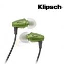 Klipsch Image S3 3.5mm Connector Canal Galaxy 入耳式隔音降噪耳机(绿色)
