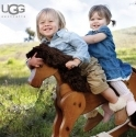 UGG超萌儿童雪地靴 高达45%OFF