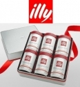 illy caffe: Purchase Any 4 Beautifully Wrapped And Ready-to-give Gift Sets For The Price Of 3
