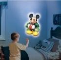 Uncle Milton 会说话的米奇老鼠夜灯