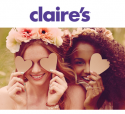 Claires: 全场20% OFF