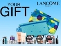 Carsons: Free 6-Pc Gift (Up to $121 Value) with any 2 product Lancome Purchase
