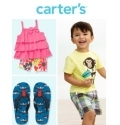 Carters 卡特官网:夏季儿童服饰特价$6起 + 全场高达20% OFF 额外优惠
