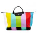 Longchamp 珑骧超美彩虹饺子包