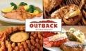 Outback Steakhouse:两份成人晚餐主菜享$6 OFF