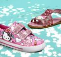 Zulily 官网:Hello Kitty 可爱童鞋,特价低至$9.99起