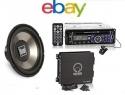eBay: Head Units, Speakers, Amps等车内产品折扣高达70% OFF