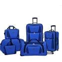 U.S. Traveler Palencia 行李箱包5件套