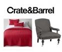 Crate & Barrel: Up to 50% OFF Christmas Sale + $25 Bonus Card