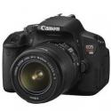 Canon 佳能 EOS Rebel T4i 单反相机 + EF-S 18-55mm f/3.5-5.6 IS II 镜头