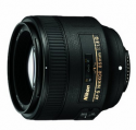 尼康AF-S NIKKOR 85mm f/1.8G定焦镜头