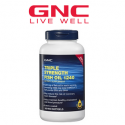 GNC 官网:GNC 鱼油产品买一件第二件半价优惠