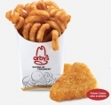 Arby's Tax Day Giveaway: Free Curly Fries or Small Potato Cakes