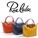 Rue La La 官网:Longchamp 美包特卖,折扣可达30% OFF